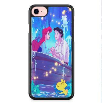 Coque Fifrelin pour iPhone 6 PLUS et iPhone 6S PLUS Ariel Eric La Petite Sirene The Little Mermaid Disney