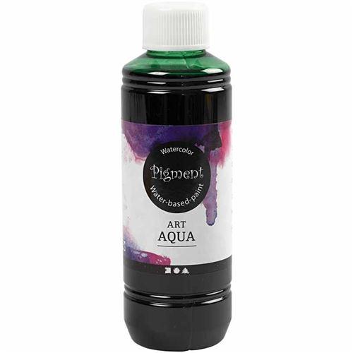 Creotime aquarelle Art Aqua 250 ml vert vert