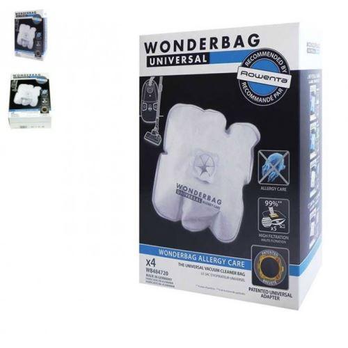 Sacs wonderbag (x4) pour aspirateur rowenta - 3118023