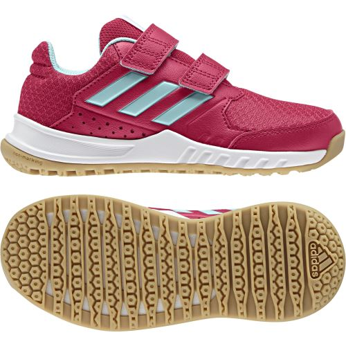 <strong>Chaussures</strong> junior adidas fortagym rose