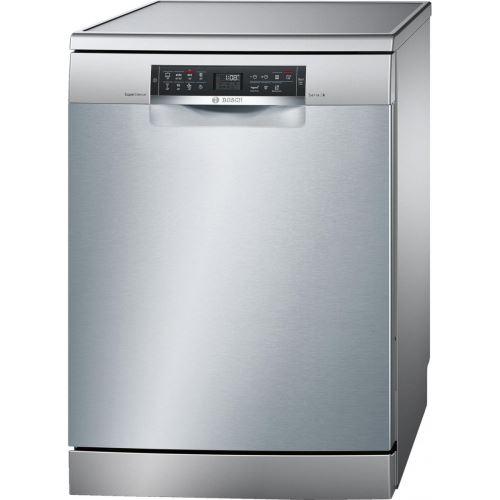 Bosch Serie | 6 SuperSilence SMS68UI02E - Lave-vaisselle - pose libre - largeur : 60 cm - profondeur : 60 cm - hauteur : 84.5 cm - inox