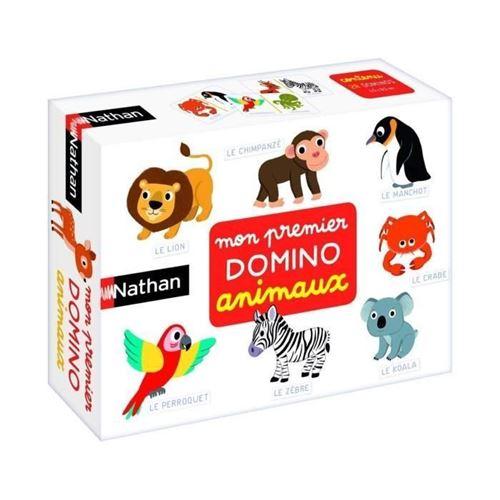 Mon Premier Domino Animaux
