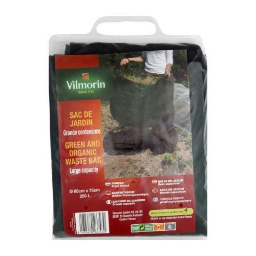 vilmorin sac de jardin grande contenance - 250 l