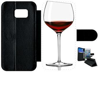coque samsung s7 edge verre de vin