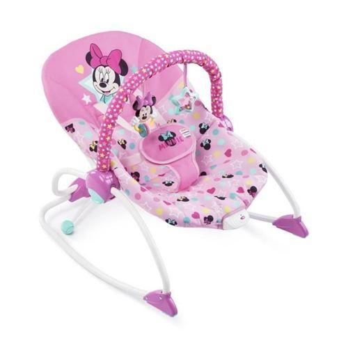 Disney Baby Minnie Transat Evolutif Stars + Smiles