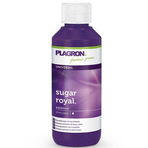 Plagron SUGAR ROYAL 100 ml,augmente le sucre et le goût