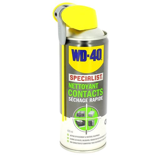 Nettoyant contact wd40 pour Droguerie Accessoire, Droguerie Wd-40