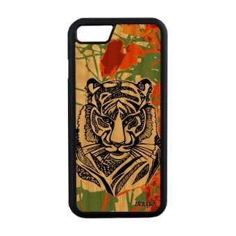 coque iphone 8 tigre