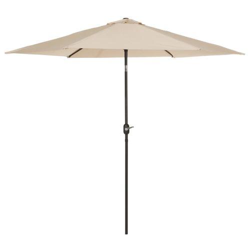 Madison Parasol Tenerife 300 cm Écru