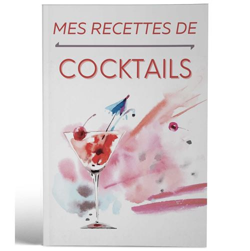 Mes Recettes de Cocktails | Design Shift