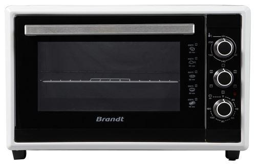Mini four posable Brandt FC4200MW 1800 W Blanc