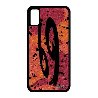 coque rouge iphone x joyguard