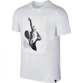 Tshirt Taille Flight Homme Blanc Pour Jordan Xl Sportswear Heritage shrCdtQ
