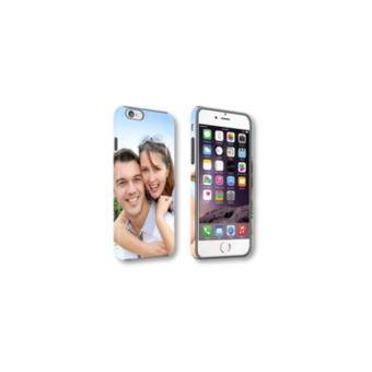Coque iPhone 6 et iPhone 6S vierge personnalisable brillante pour imprimante 3D par sublimation