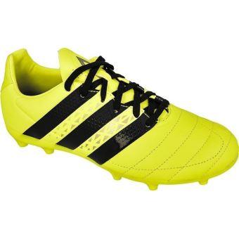 Crampons moulés de rugby enfant - Ace 16.3 FG J Leather - Adidas - Chaussures et chaussons de sport - Achat & prix | fnac