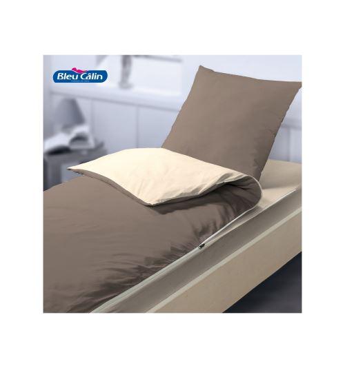 Kit de couchage caradou pour lit 1 place - Beige