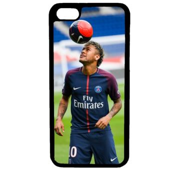 Coque Antichoc Compatible Iphone 6 Plus 6S Plus Foot Neymar Numero 10 Joueur Mythique Buteur
