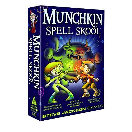 Steve Jackson Games Munchkin Spell Skool
