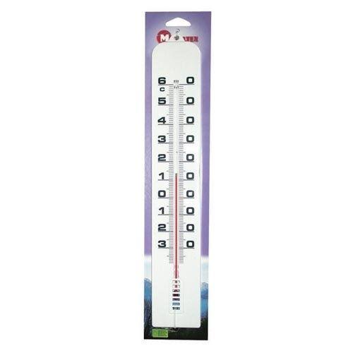 Metaltex 298025 thermomètre acier inoxydable argent 20 x 15 x 7 cm