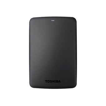 Harde schijf Toshiba Canvio 2 Tb 2.5'', Zwart