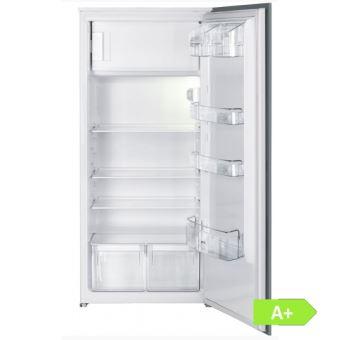 Réfrigérateur Intégrable Porte Cm Smeg Scp Achat Prix - Refrigerateur integrable 1 porte