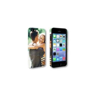 Coque iPhone 5 et iPhone 5S vierge personnalisable brillante pour imprimante 3D par sublimation