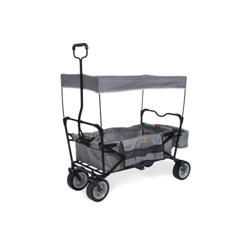 Wagon pliant Paxi gris