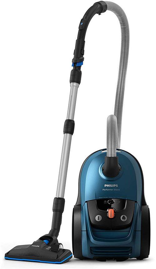 Philips fc8783/09 – Aspirateur (A +, 650 W, 4 L, Bleu, caoutchouc, A)