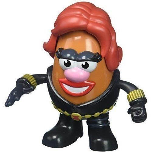 PPW Toys Mr. Potato Head Marvel Comics Black Widow Toy Figure