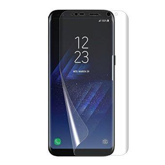 Films De Protection Ecran X2 Pour Samsung Galaxy S8 Protection écran Pour Mobile Achat Prix Fnac
