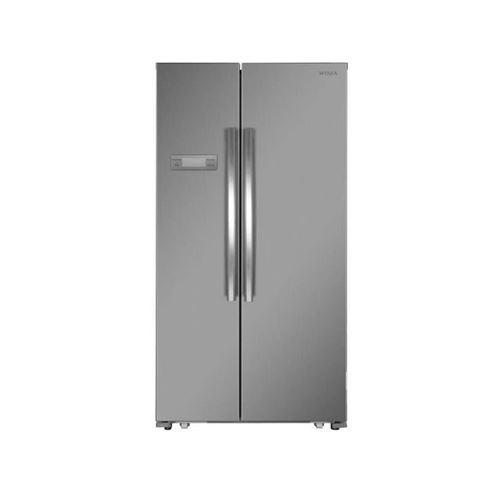 Réfrigérateur américain 517L Froid Ventilé DAEWOO 90,5cm A+, WFRN-H540B2X