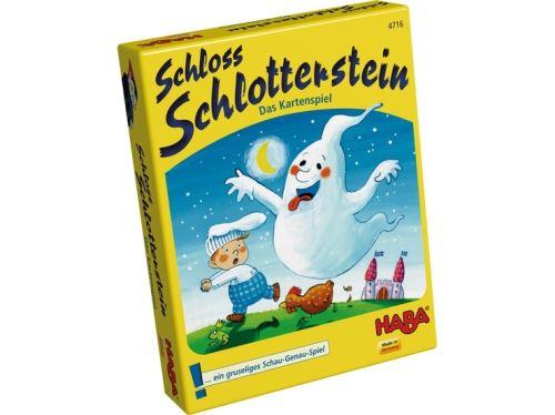jeu de cartes Schloss Schlotterstein (DU)