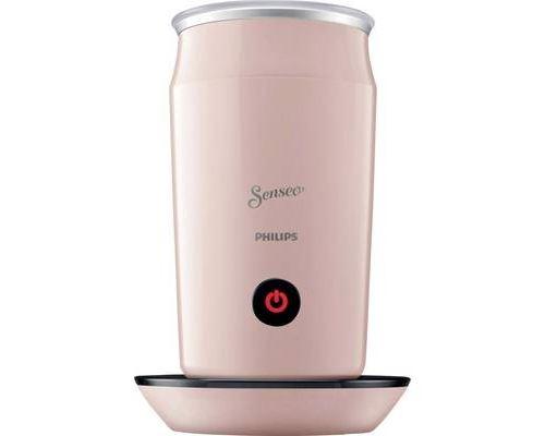 Philips Senseo CA6500 - Mousseur à lait - 120 ml - 500 Watt - rose litchi