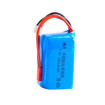 K9 A979-b A969-b 7,4 V 1500 mAh-Batterie RC-Autobatterie für WLtoys A959-b