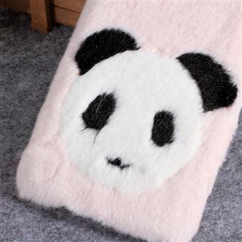 coque iphone 8 plus fourrure panda