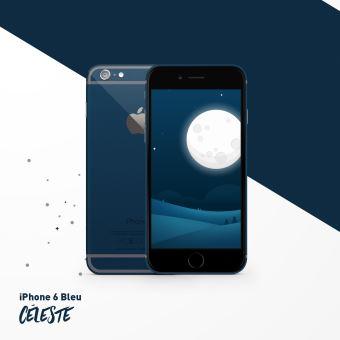 apple iphone 6 16 go 4 7 bleu c lestre smartphone achat prix fnac. Black Bedroom Furniture Sets. Home Design Ideas