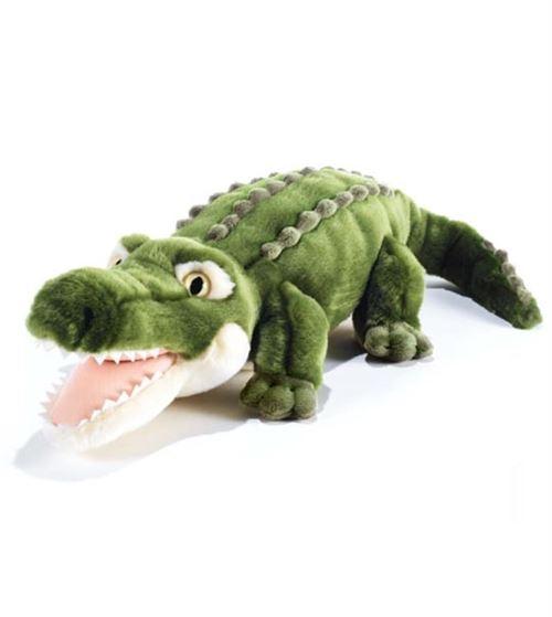 Peluche crocodile Agostino 60 cm