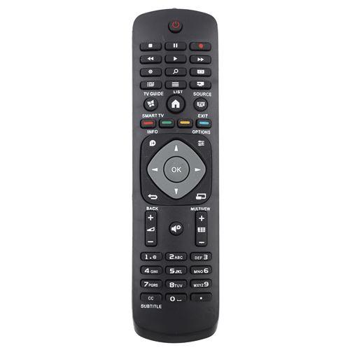Télécommande de Smart TV pour Philips RM-L1220 RC19002B RC2031
