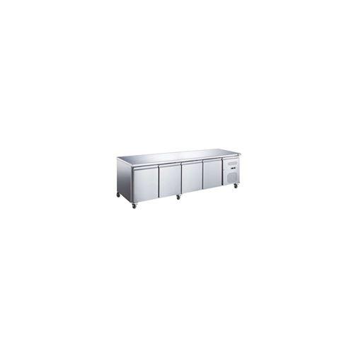 Table 553 Litres rfrigre 4 portes inox