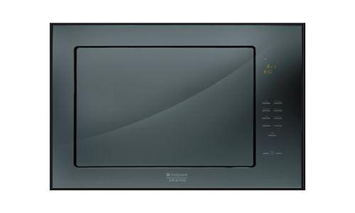 Hotpoint Ariston Luce MWK 222.1 K HA - Four micro-ondes grill - intégrable - 25 litres - 900 Watt - miroir