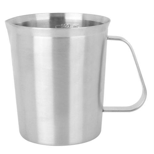 Tasse à café 500ml en acier inoxydable