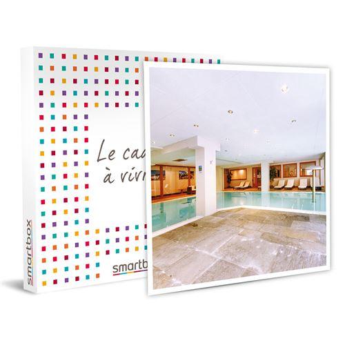 SMARTBOX - 2 jours détente et spa en hôtel 5* au pied du Mont Blanc - Coffret Cadeau