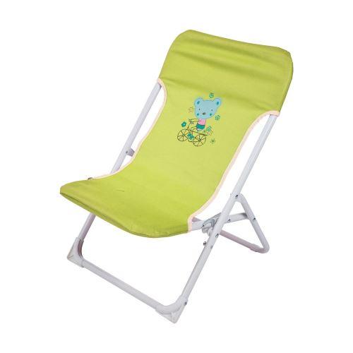 Fauteuil de jardin relax enfant Piccola - Vert anis