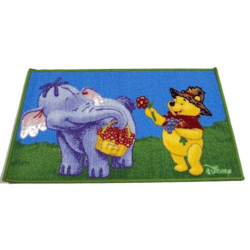 Tapis enfant Winnie l'Ourson 80 x 50 cm cm Disney mod2
