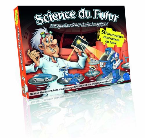 Science du futur OID Magic