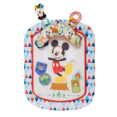 disney baby mickey tapis d'éveil camping with friends?