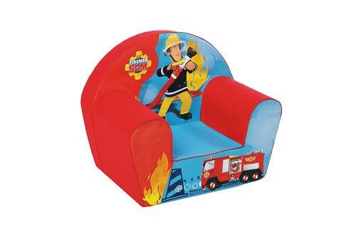 NICOTOY Fauteuil pour Enfant Sam Le Pompier