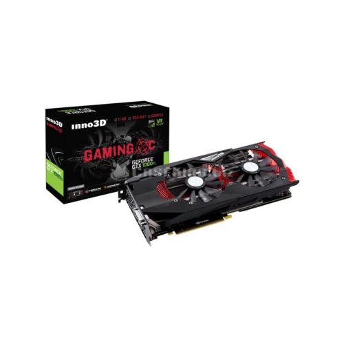 Inno3D Geforce Gtx 1080 Ti Ichill X3, 11264 Mb Gddr5X