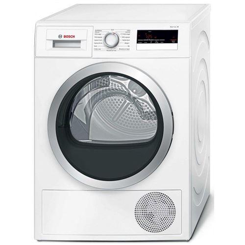 Sèche-linge à condensation - Ouverture frontale - 7kg - Blanc