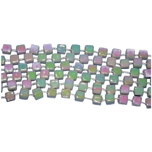Guirlande de noël Perles - Cubes